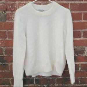 Calvin Klein fuzzy sweater